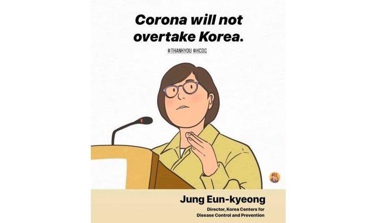 Corona will not overtake south Korea